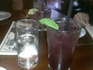 Marionberry Cocktails
